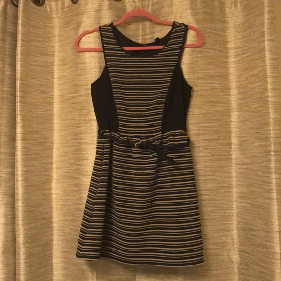 70f9762f85c City Studio Navy Blue Dress